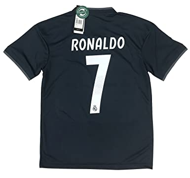 quality design 031b8 a1591 Amazon.com: New #7 Ronaldo 2018/2019 Men's Real Madrid Away ...
