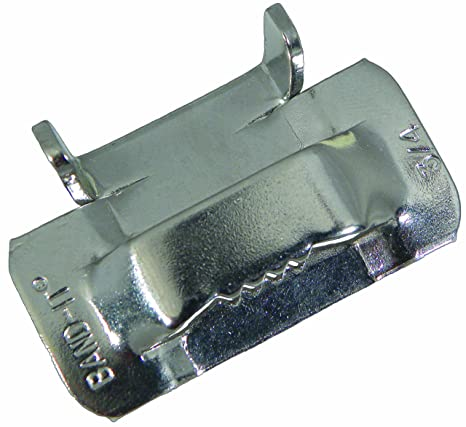 """C256 BUCKLES General Clips /& Clamps 1 off Signfix 3//4/"""" 201 BAND-IT"""