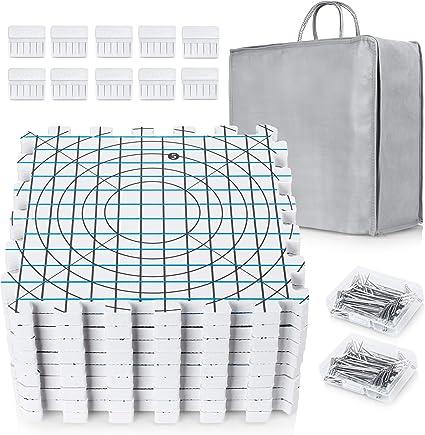 Craft Blocking Mats Wires and T-Pins Knit Picks Blocking Bundle Set of 2