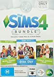 The Sims 4 Bundle Pack (Dine Out, Movie Hangout Stuff, Romantic Garden Stuff) - PC
