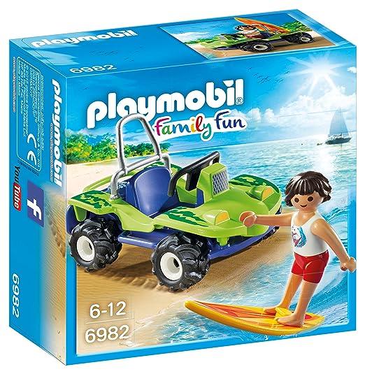 9 opinioni per Playmobil 6982 Surfista con Quad
