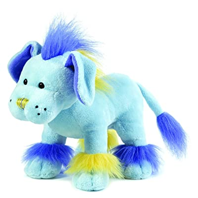 Webkinz Mohawk Puppy Plush: Toys & Games