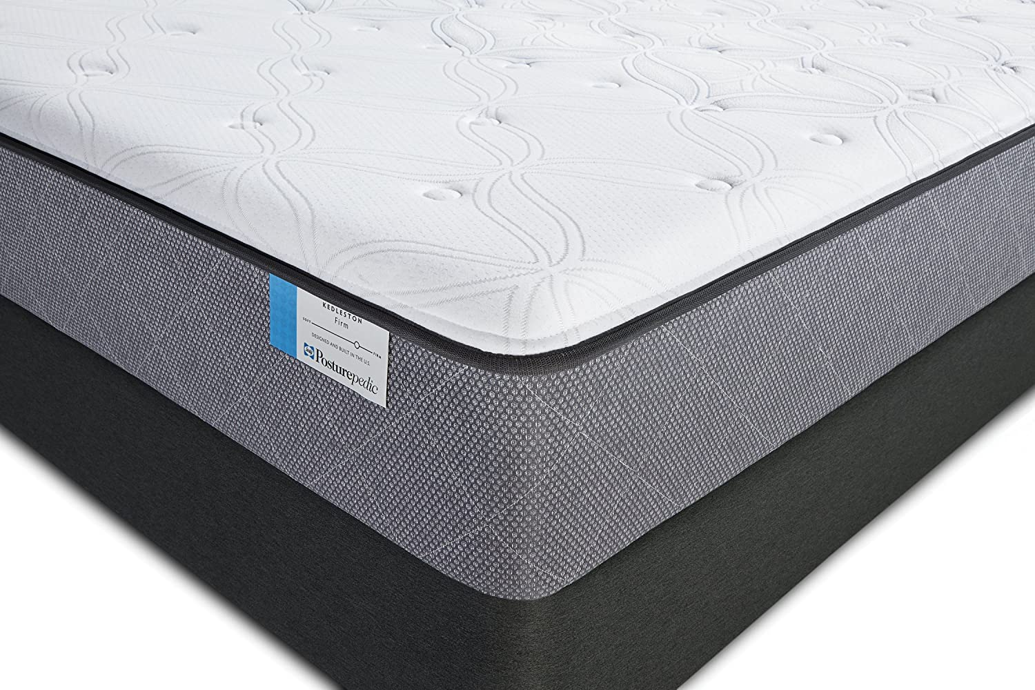 Amazon.com: Sealy Posturepedic Drakesboro Firm Tight Top Mattress, Queen:  Kitchen & Dining