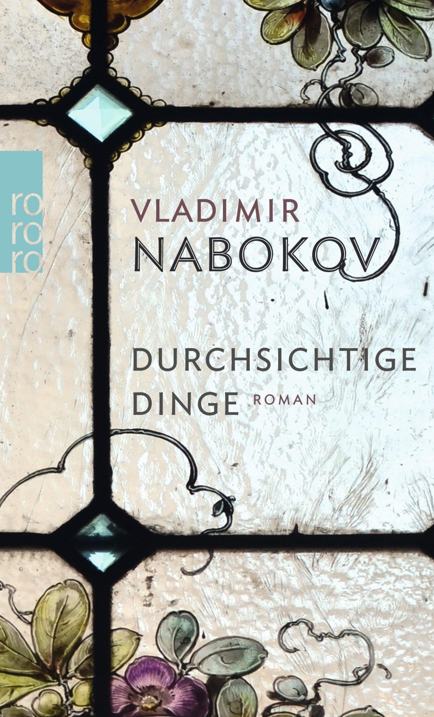 Durchsichtige Dinge: Amazon.de: Vladimir Nabokov, Dieter E. Zimmer ...