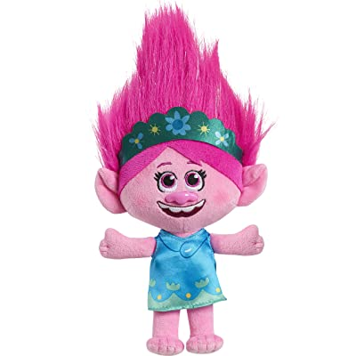 Trolls World Tour 8-Inch Small Plush Poppy: Toys & Games
