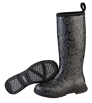 Amazon.com | MuckBoots Women's Breezy Tall Rain Boot | Boots