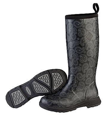 Amazon.com | MuckBoots Women&39s Breezy Tall Rain Boot | Mid-Calf