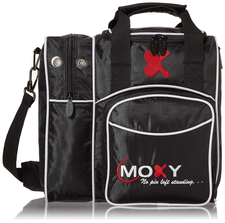 Moxy Duckpin デラックストートボーリングバッグ - ブラック