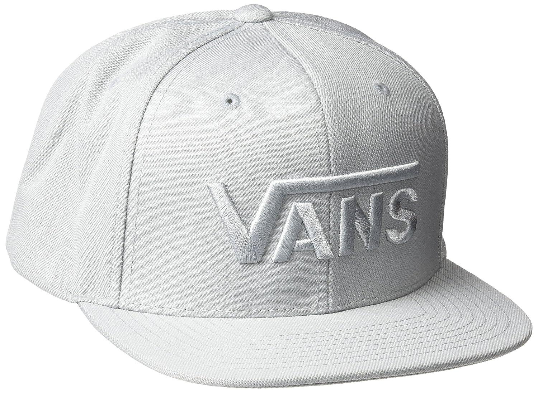 9b4f3a63936 Vans Men s s Drop V Snapback Hat Baseball Cap