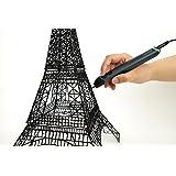 3Doodler Create 3d penna stampante 3d 3d con 25matasse di Pla e 25Filoni di plastica ABS