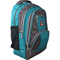 Shaina Bags 15.6 Inches Laptop College Bags| Casual Backpack| School Bag- (Green)