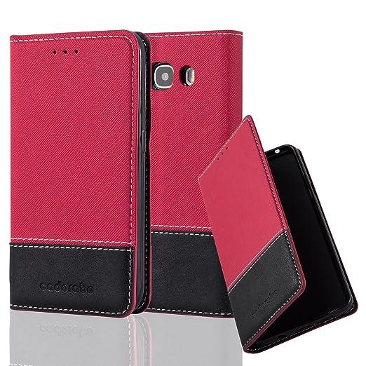 2 opinioni per Cadorabo – Custodia Book Style per Samsung Galaxy J5 (6) (Modello 2016) Design