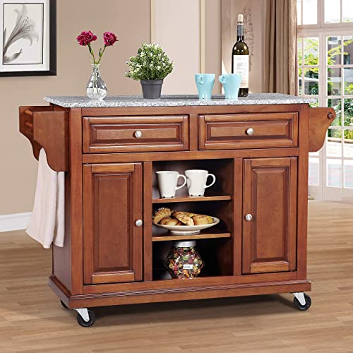 Glenwillow Home Kitchen Cart