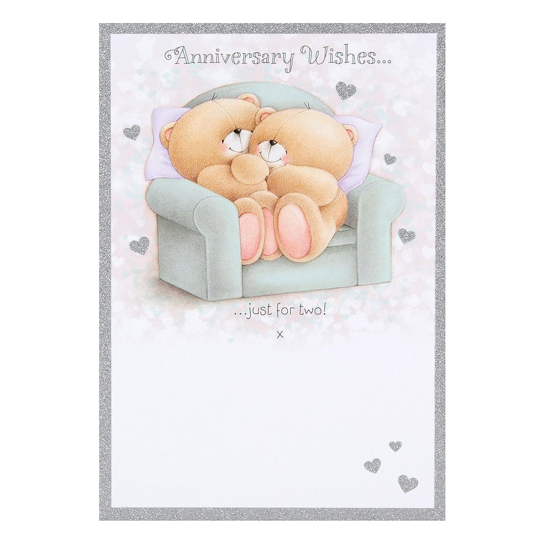 Hallmark Forever Friends Anniversary Card 'Special As You' - Medium 11224499