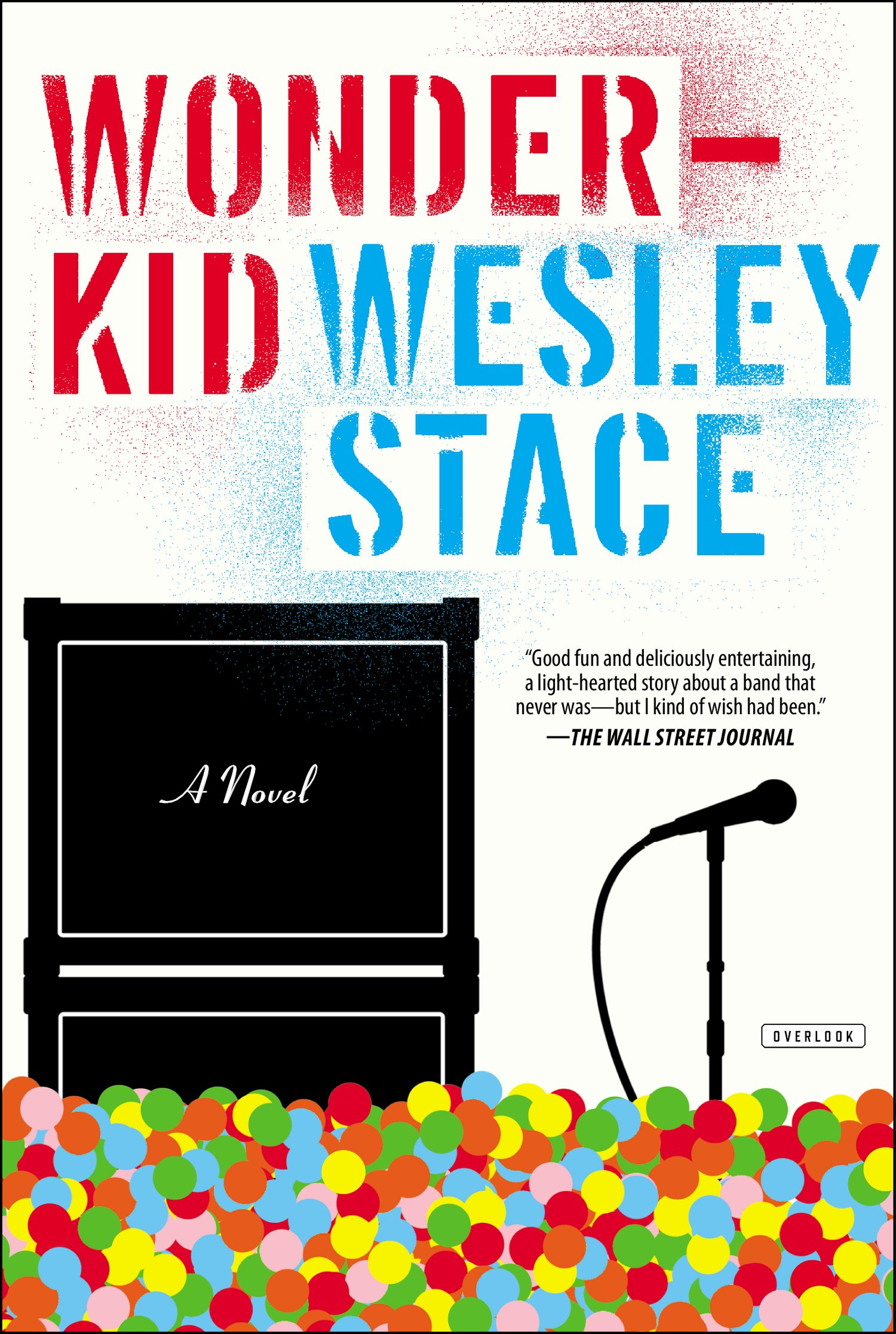 Wonderkid Novel Wesley Stace product image