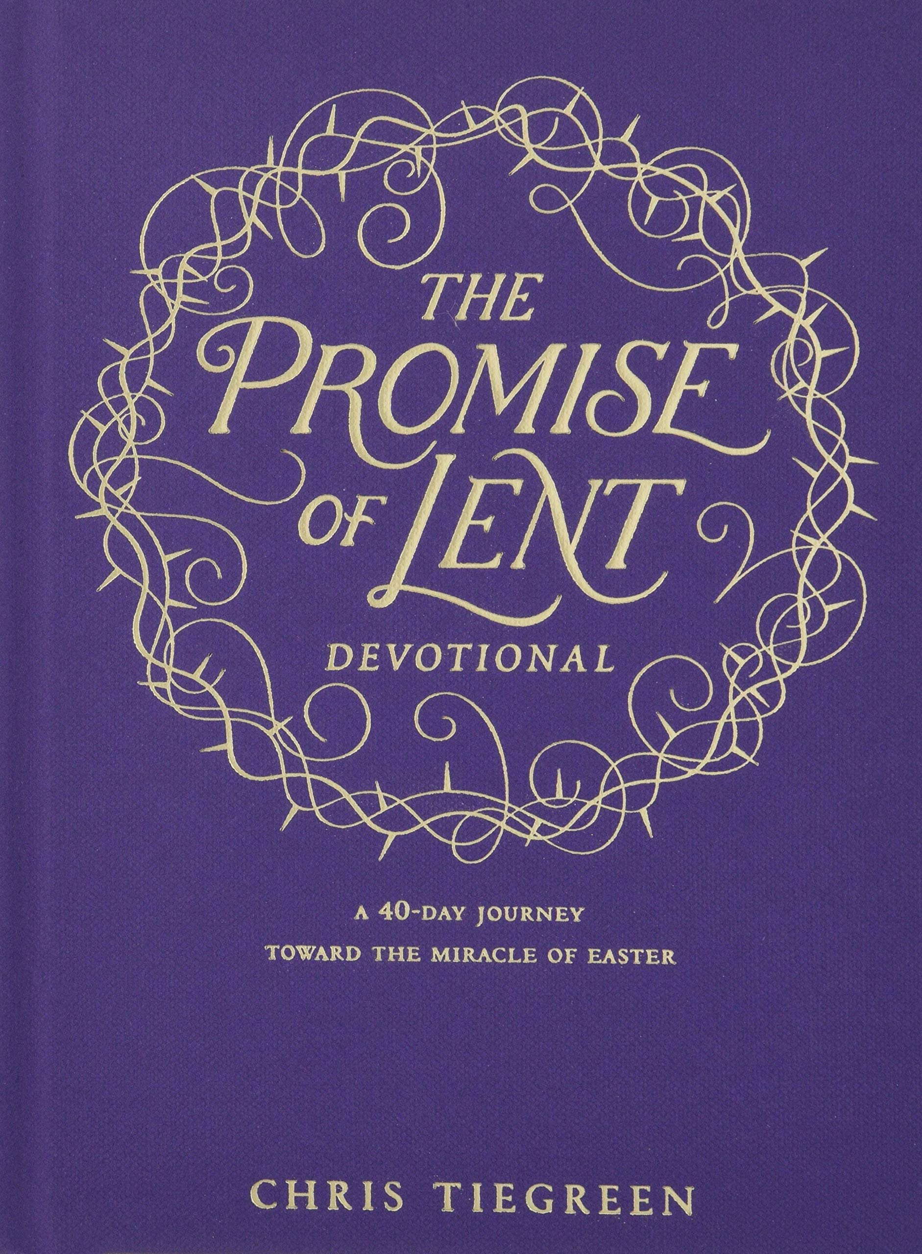 Promise of Lent Devotional The