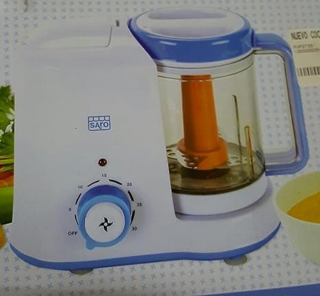 Saro 2735 - Cocinador Baby chef: Amazon.es: Bebé