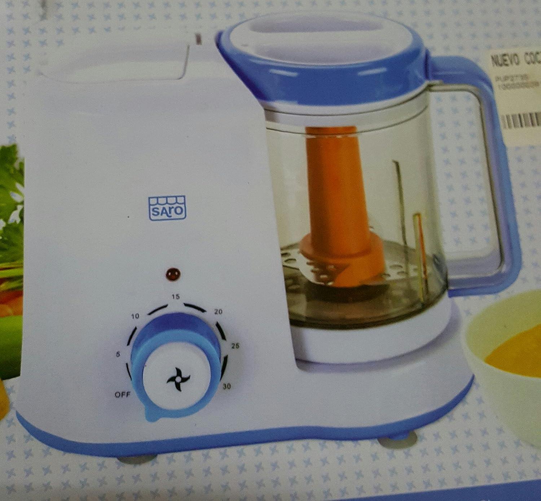 Cocinador Baby chef Saro 2735