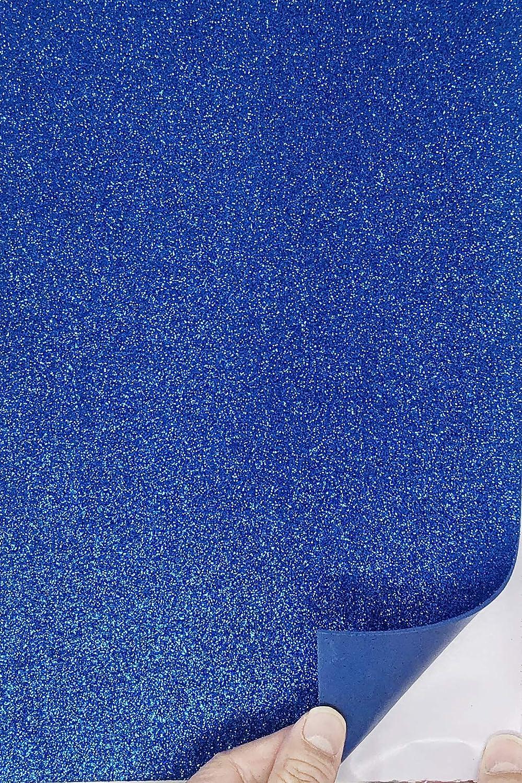 Allgala 12 Pack Glitter EVA Foam Paper 8 x 12inch Sheets-Gold-CF85001