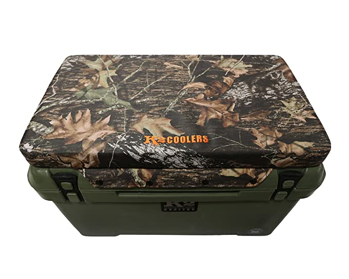 K2 Coolers Camo Seat Cushion for The Summit 50