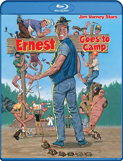 Ernest Goes to Camp 1987 BluRay 1080p x264 AAC - Hon3y