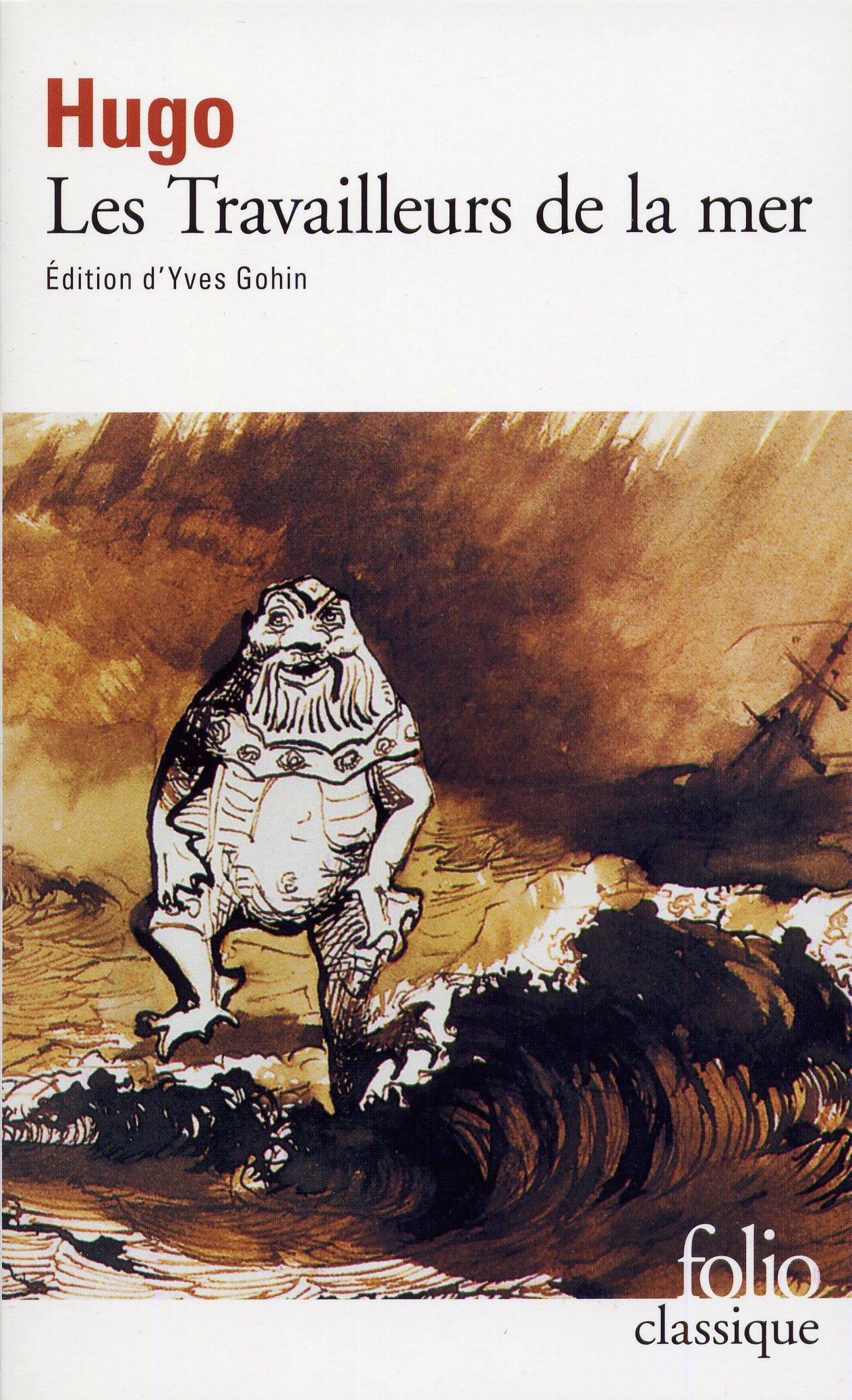 Les Travailleurs de la mer Poche – 14 mai 1980 Victor Hugo Yves Gohin Folio 2070371972