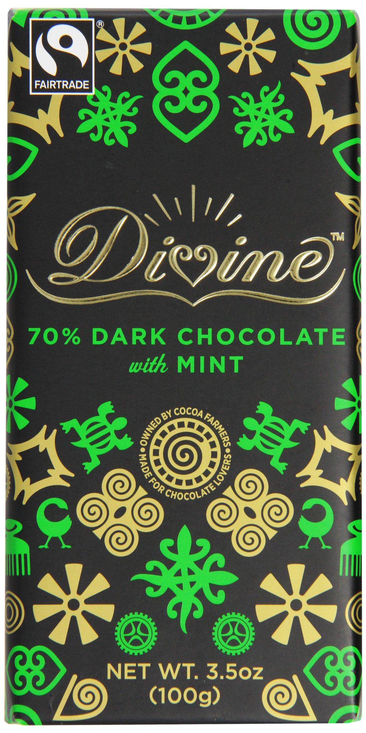 Divine Chocolate Bars Amazon
