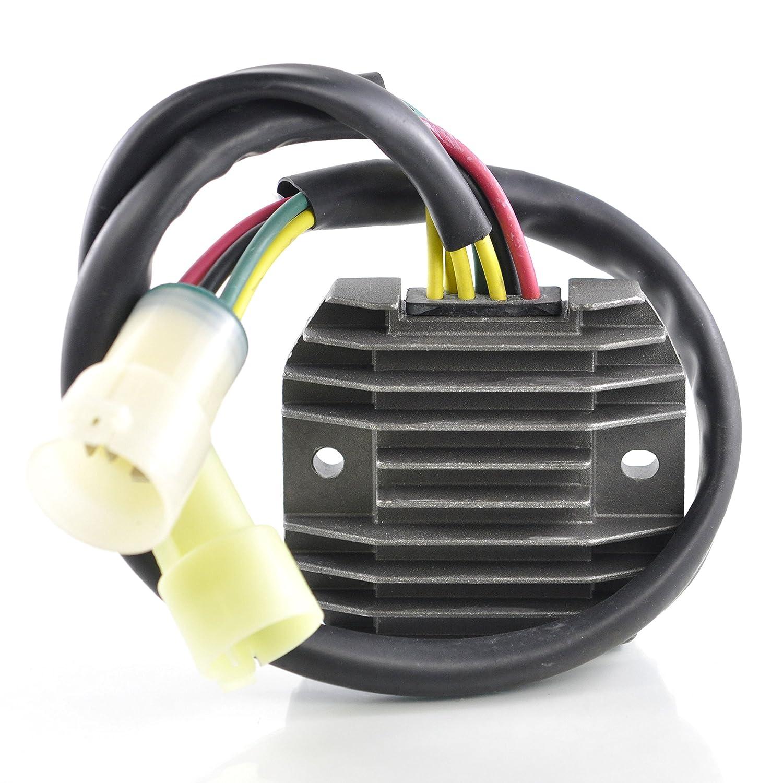 Kawasaki 636 Rectifier Regulator Wiring Connections - Wiring Diagram