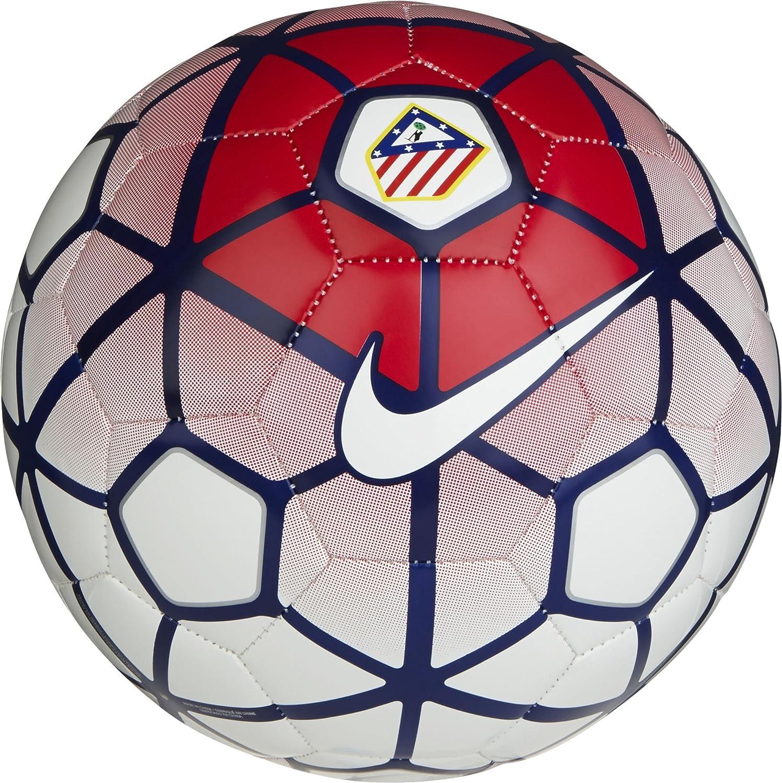 Nike SC2934 100 - Balón de fútbol (Atlético de Madrid, tamaño 5 ...