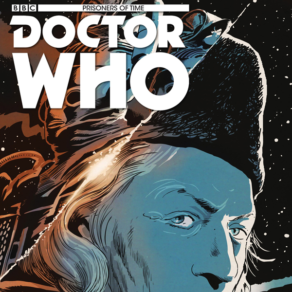 Doctor Who: Prisoners of Time (Issues) (12 Book Series)
