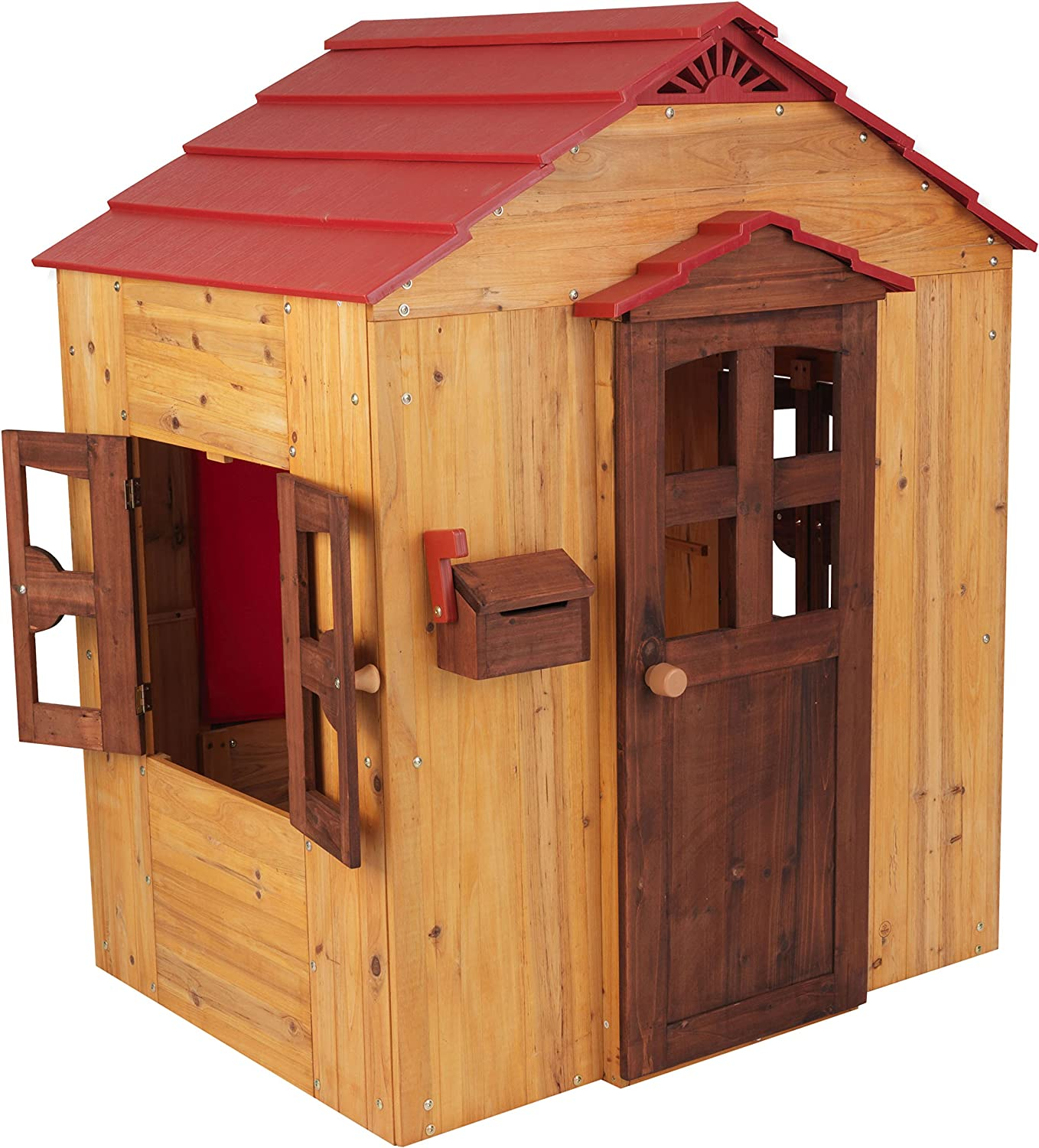 Top 11 Best Kids Outdoor Playhouses in 2020 Reviews 9