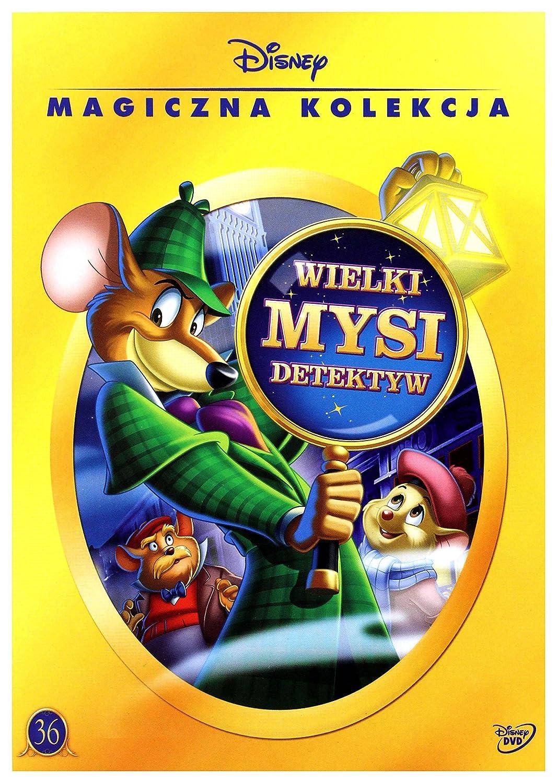 The Great Mouse Detective DVD IMPORT No hay versión española ...