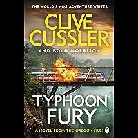 Typhoon Fury: Oregon Files #12 (The Oregon Files)