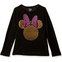 Kidsville Girls' Plain Regular Fit Long Sleeve Top