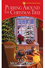 Purring around the Christmas Tree (A Pawsitively Organic Mystery) Mass Market Paperback