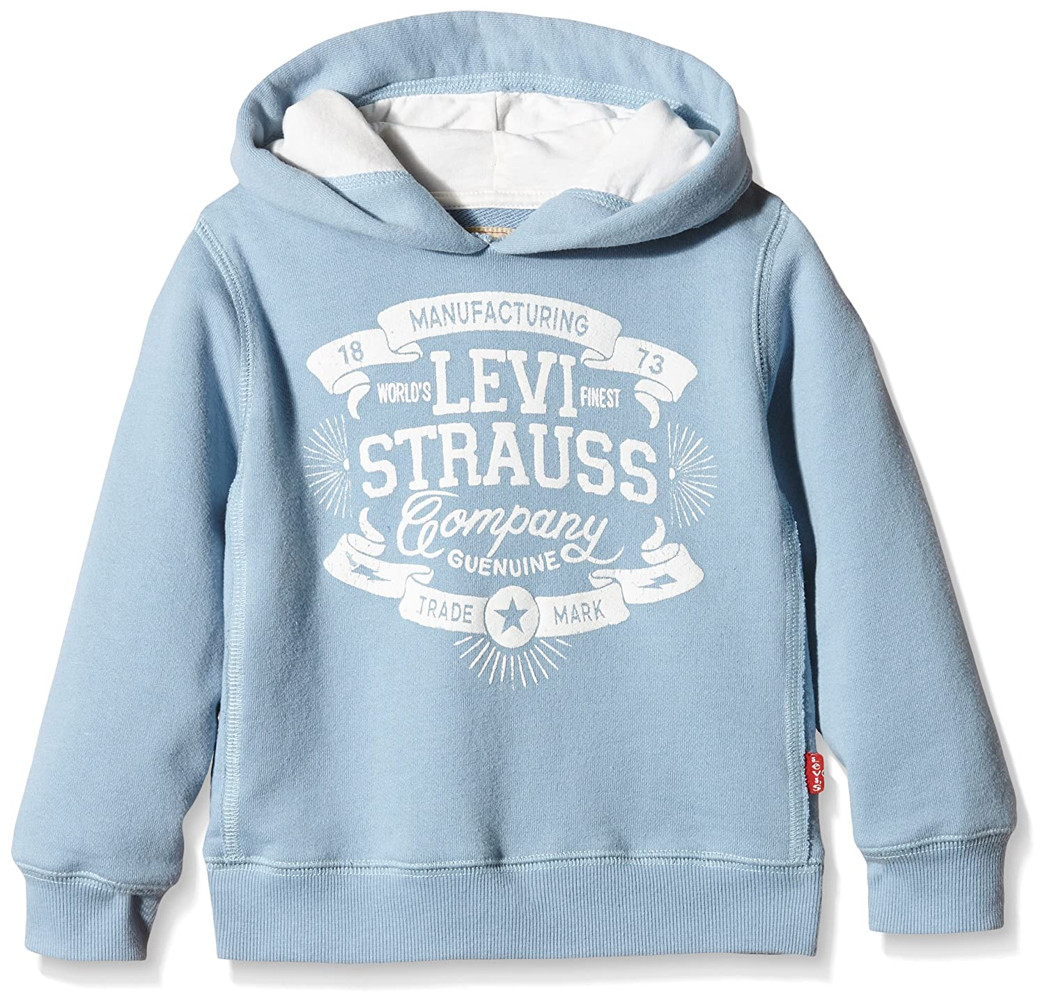 Levi's Kids Sweat Maty, Felpa con Cappuccio Bambino Levi' s Kids Sweat Maty Groupe Zannier International NH15037