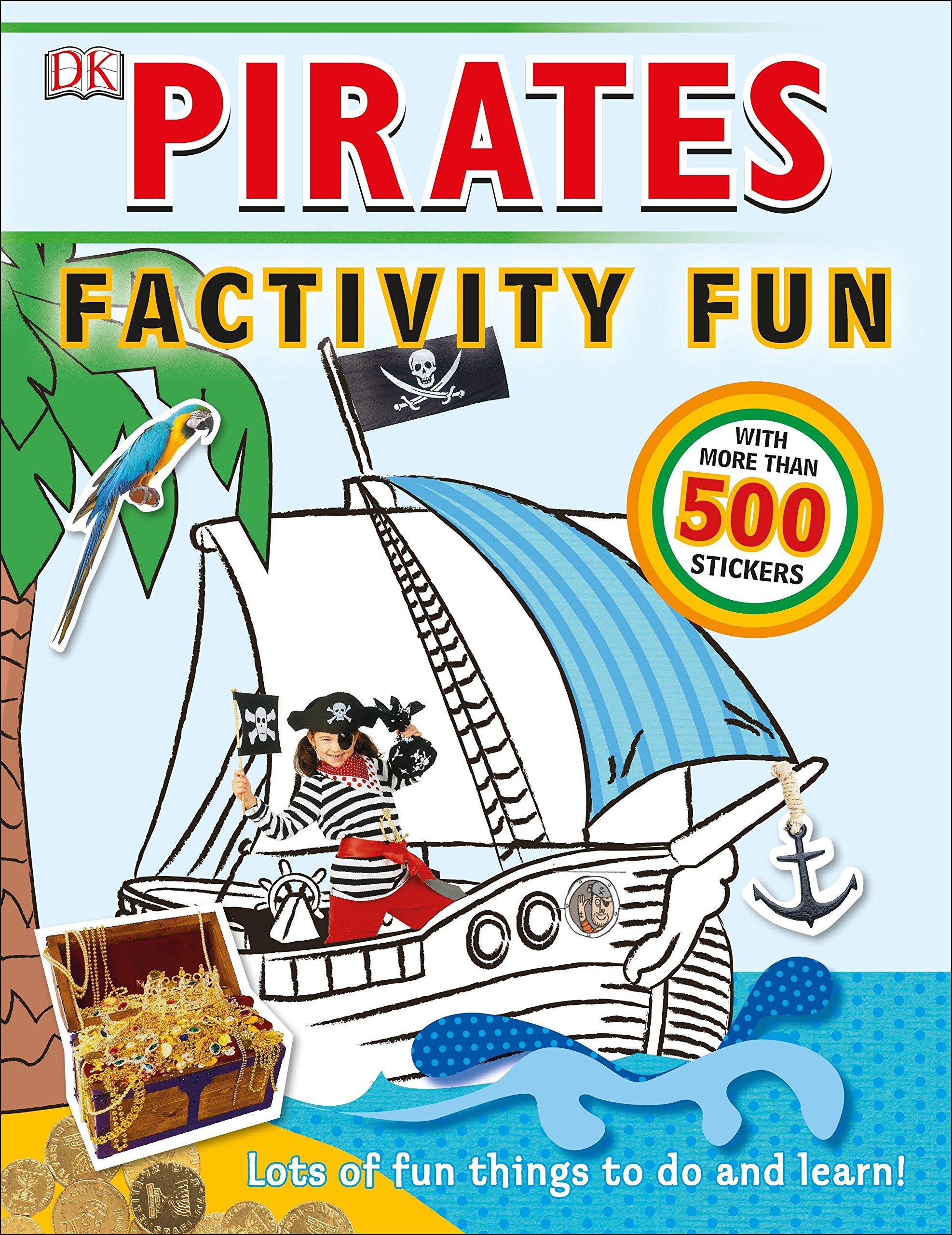 Download Factivity Fun: Pirates pdf epub