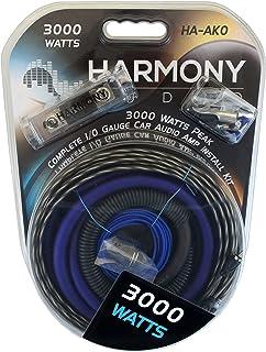 amazon com stinger 0 gauge 6000 series 4000 watt amp amplifer rh amazon com Rockford Fosgate 4000 Watt Amp 4000 Watt Kicker Amp