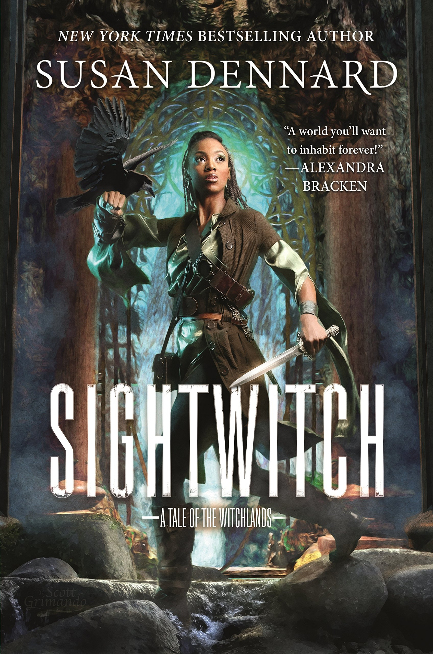 Sightwitch: A Tale of the Witchlands pdf epub