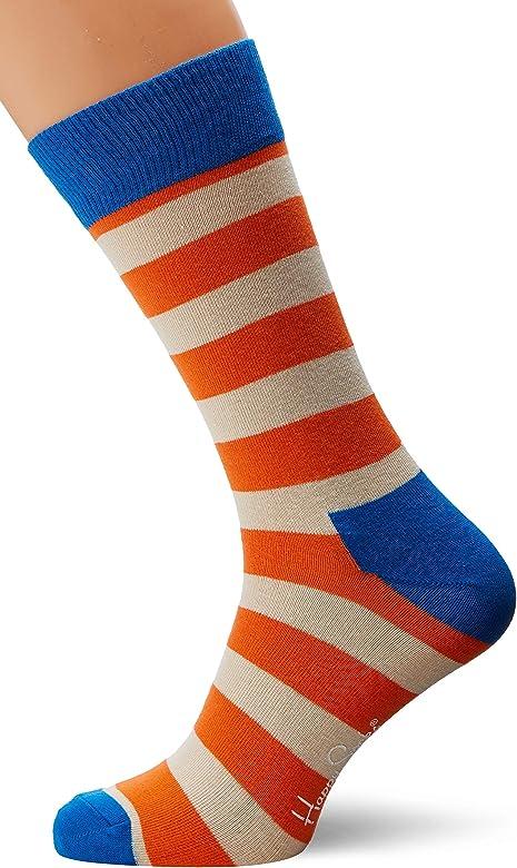 Happy Socks Mens Stripe Sock opaque