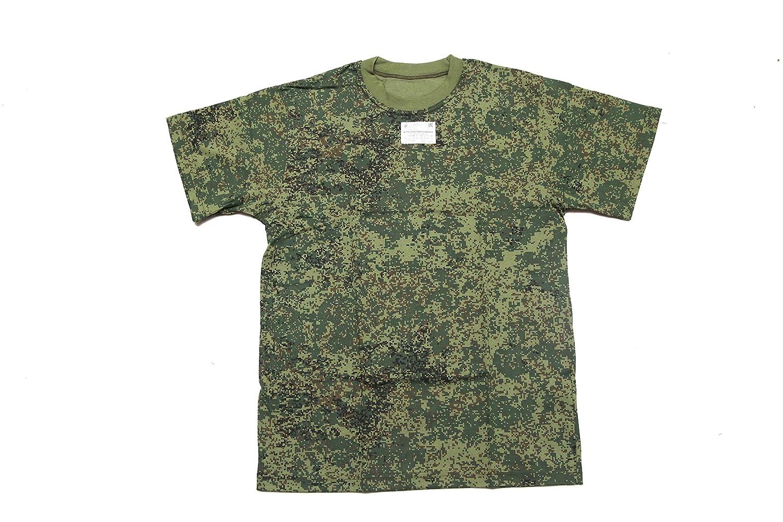 Russian army military EMR digital flora t-shirt GOST