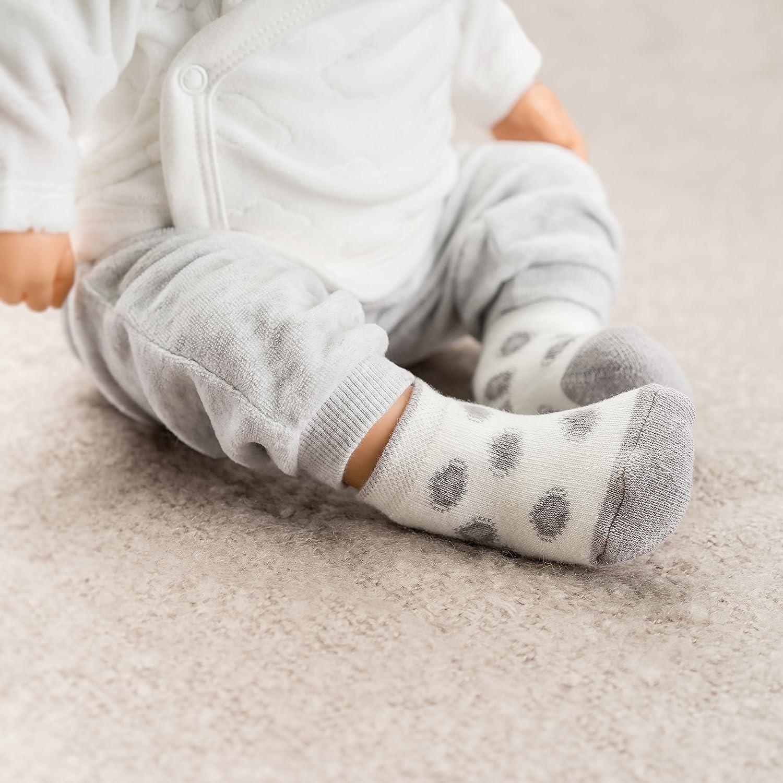 Schildkröte 0-3 Monate Baby Socken Erstlings Söckchen Babysöckchen 6er Pack