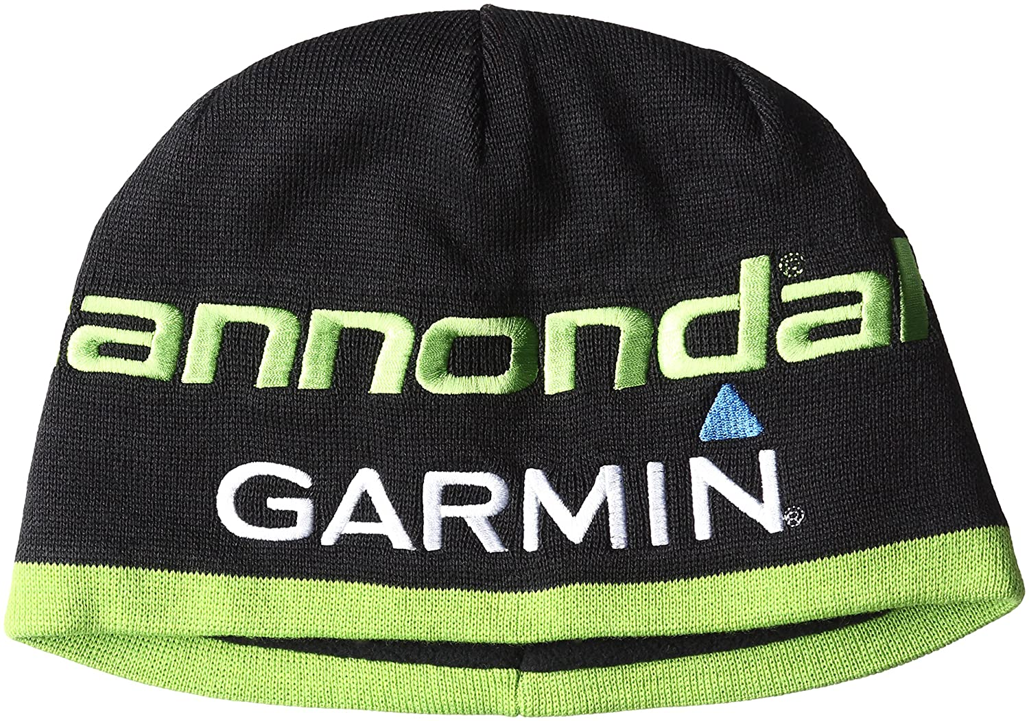 Amazon.com   Castelli Cannondale Garmin Tuque Cycling Beanie - V5031  (Black Sprint Green - One Size)   Sports   Outdoors 97f9864ec1a