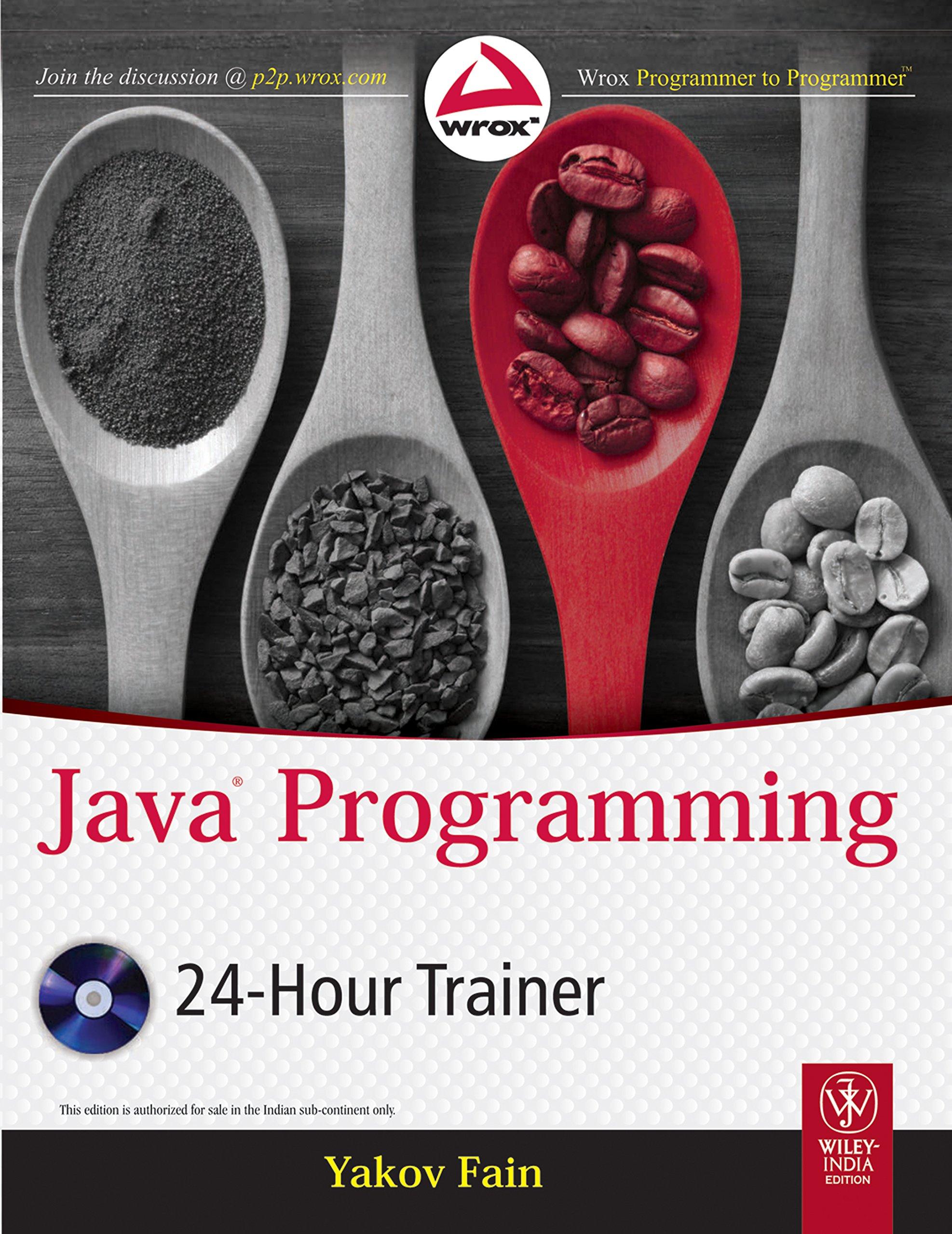 Download Java Programming 24-Hour Trainer ebook