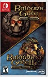 Baldur's Gate - Nintendo Switch Enhanced Edition by Skybound Games ( Imported from America. )