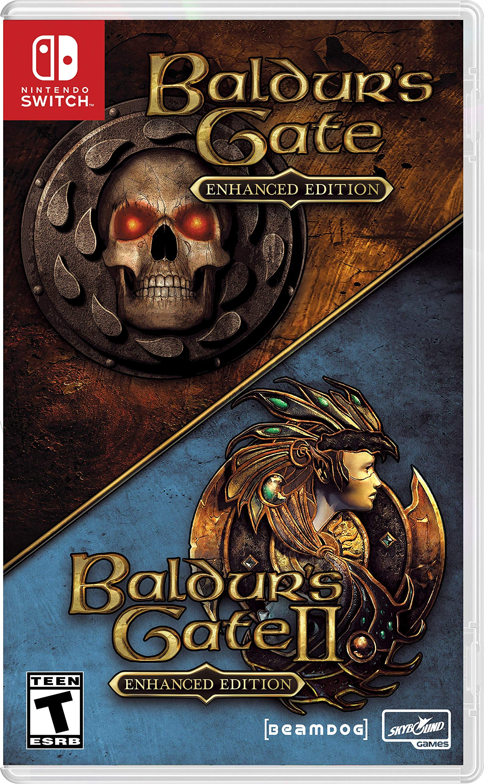 Baldur's Gate - Nintendo Switch Enhanced Edition