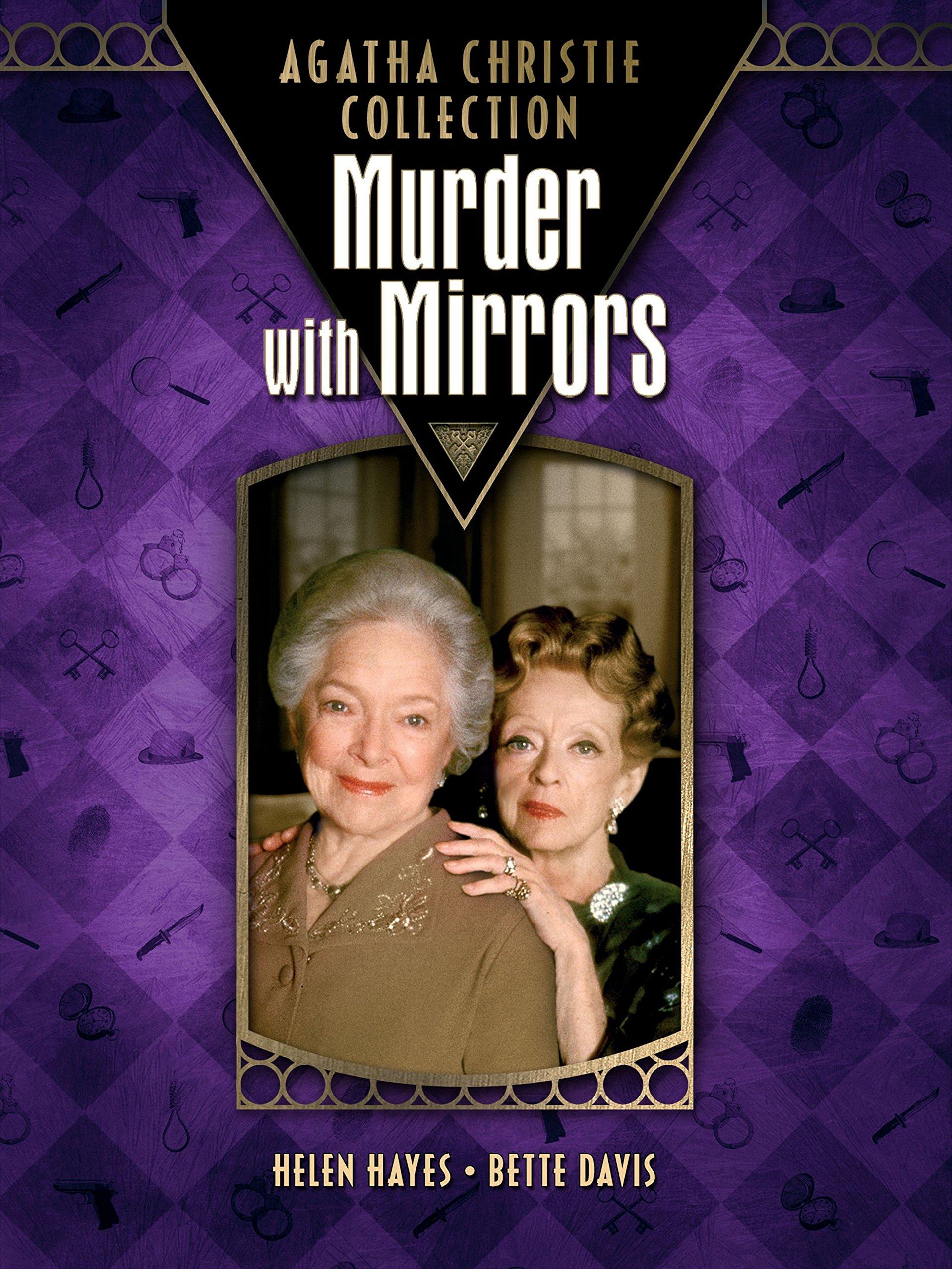 Amazon.com: Murder With Mirrors: Helen Hayes, Bette Davis, John ...
