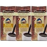 Teeccino Hazelnut Chicory Herbal Coffee Alternative, Caffeine Free, Acid Free, 11 Ounce (Pack of 3)