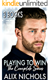 Playing to Win (The Complete Series Box Set): 3 romances with angst and humor