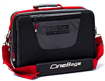eadc750c3d Amazon.com   CineBags CB17 RED 17-Inch Laptop Bag (Red ...
